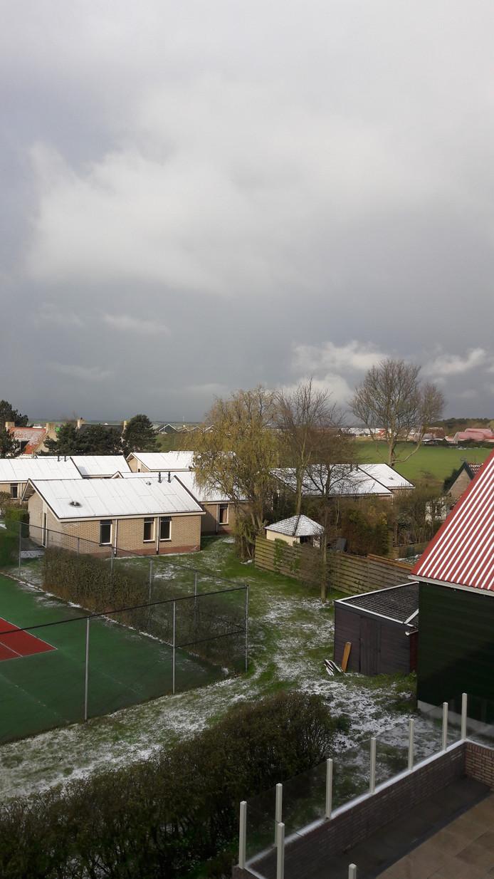 Wim Brouwer maakte deze foto op Ameland.