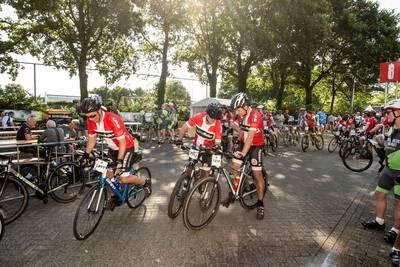 Speer van Rijsbergen: feestje voor de wielerfan