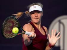 Bertens heeft plek in WTA Finals niet meer in eigen handen