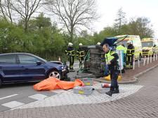 Gewonde bij botsing tussen twee auto's in Enspijk