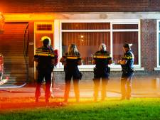 Kleine brand in portiekwoning in Zuid, brandweer vindt 'wiet- of hennepplanten' in nabije woning