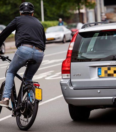 Snelle elektrische fiets steeds populairder: vooral in midden en oosten van Brabant wordt er veel op gereden