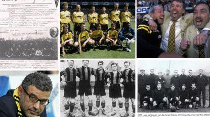 IN BEELD: Met SK Lierse verdwijnt een traditieclub uit het Belgisch profvoetbal