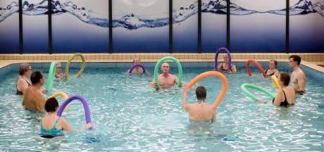Uniek Zwemmen in Eindhoven: 'Als het gaat dan gaat het'