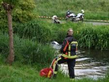Lege kinderwagen langs water zorgt voor paniek in Alphen