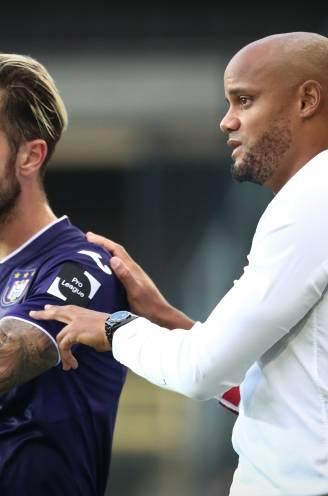 FACTCHECK. Zijn de wissels bij Anderlecht echt vaak zo noodgedwongen als Kompany doet uitschijnen?