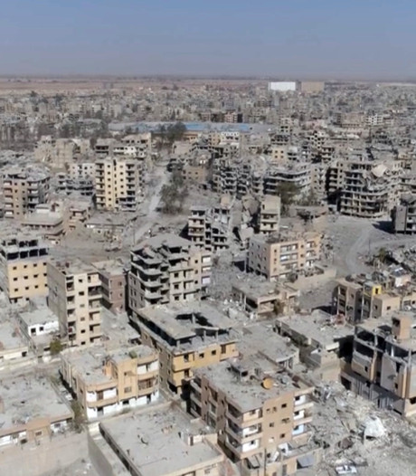 '1600 burgerdoden bij Westerse aanval op kalifaat-hoofdstad Raqqa'