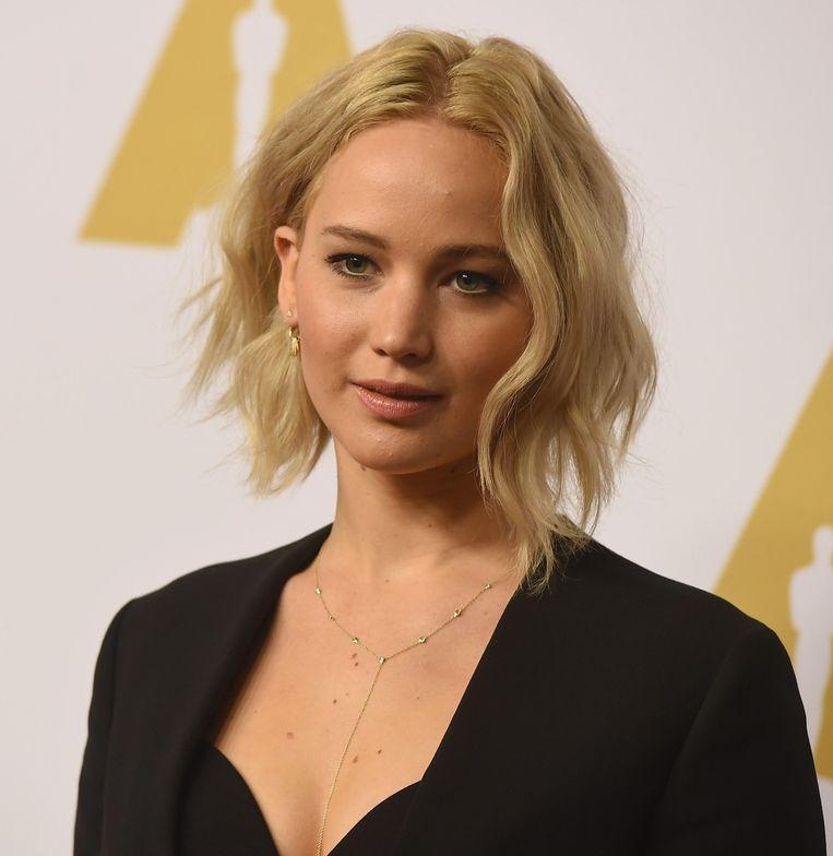 Jennifer Lawrence. Beeld anp