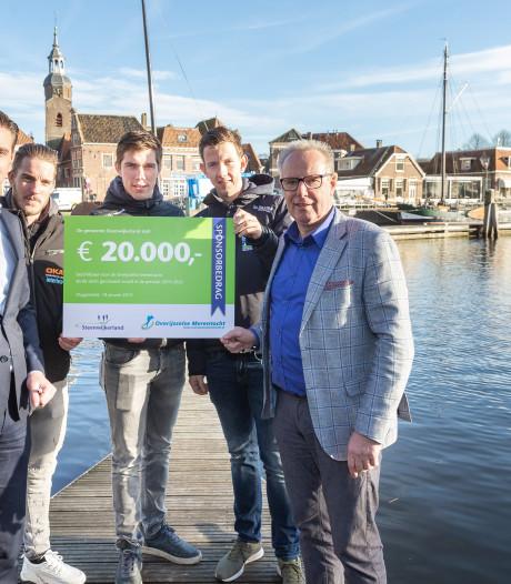 NK marathon op natuurijs hoort in Steenwijkerland