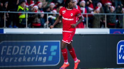 Mbokani weer in beeld bij Anderlecht