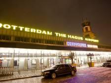 'Meer commerciële vluchten mogelijk maken op Rotterdam The Hague Airport voor Den Haag'