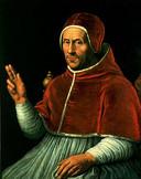 Paus Adrianus VI, de eerste en tot nu toe enige Nederlandse paus.