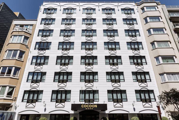 In Oostende zijn de jongste jaren heel wat hotels overgenomen en vernieuwd, zoals Cocoon in de Van Iseghemlaan.