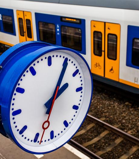 Nog steeds storingen in treinverkeer Brabant, stopbussen ingezet tussen Breda, Tilburg en Boxtel