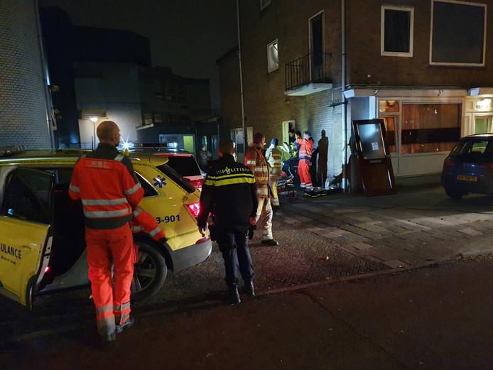 Ongeluk Heiligenbergerweg
