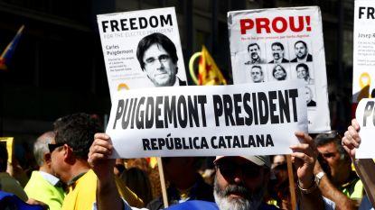 Spaans gerecht annuleert aanhoudingsbevel tegen Puigdemont en andere Catalaanse ex-ministers