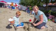 Lembeek Beach lokte 2.000 bezoekers