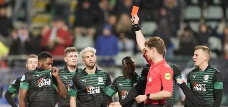 Aanklager seponeert rode kaart FC Groningen-verdediger Zeefuik