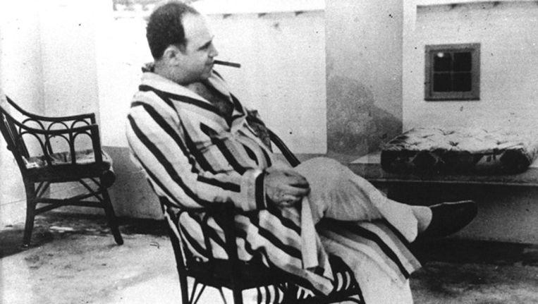 Al Capone. Beeld ANP