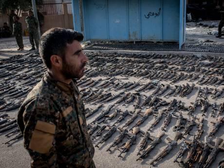 Val van kalifaat betekent niet het einde van Islamitische Staat