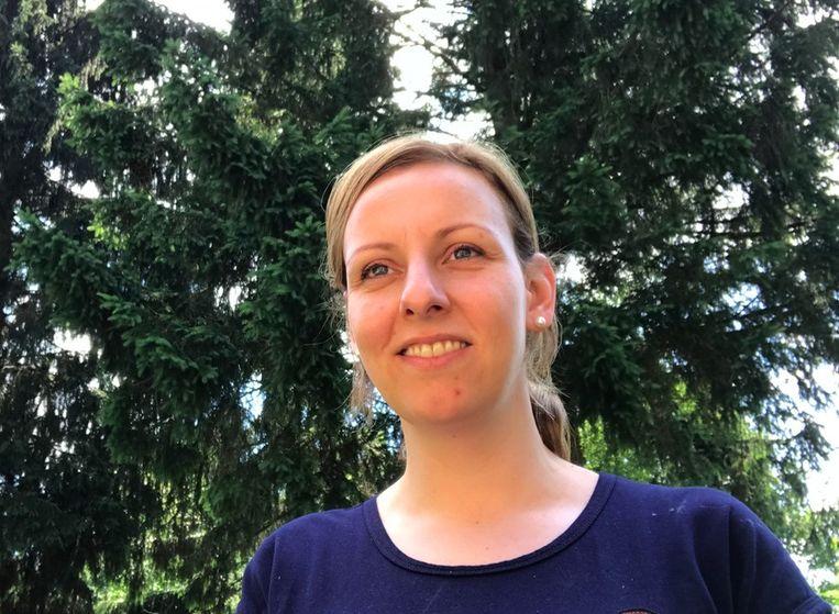 Marlies de Jong: 'Een eigen praktijk moet bij je levensfase passen.' Beeld null