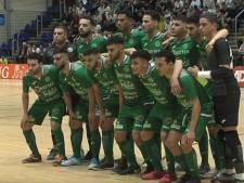 Zaalvoetballers Groene Ster Vlissingen hebben internationaal oefenprogramma