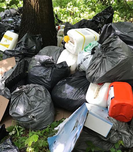 Bergse VVD-fractie: afhandelen meldingen afval- en drugsdumping kan stukken beter