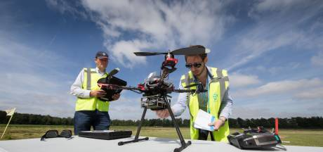 Drones in de ban boven Flevoland, maar voor hoe lang?