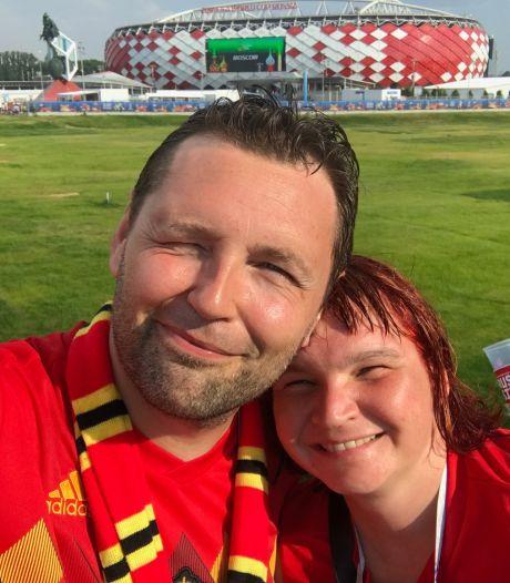 """Gentenaar verkozen tot voorzitter van supporters Rode Duivels en Red Flames: """"Overdag anesthesist-urgentiearts, voorzitter in mijn vrije tijd"""""""