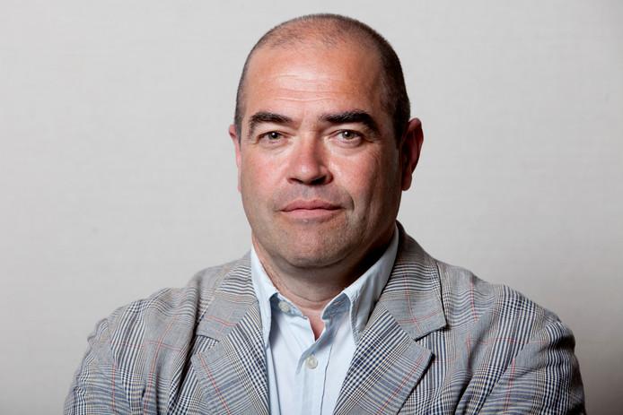 Directeur Jan van der Putten van de Verkadefabriek.
