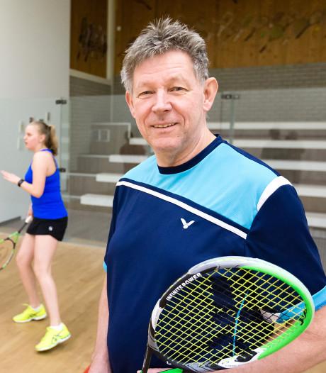 Alphen Open bij Squash Alphen krijgt internationale status