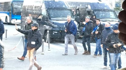 """Genkse fans getuigen over schandalige omstandigheden in Napels: """"Aangevallen met hamers en bijlen"""""""