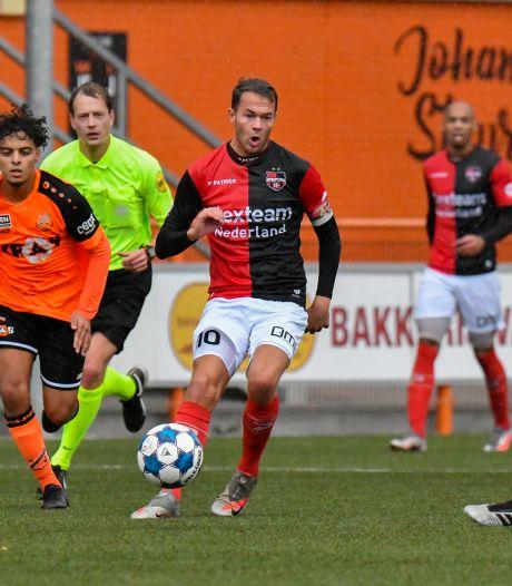 De Treffers-captain Boy van de Beek wacht weerzien bij Spakenburg met Eric Meijers