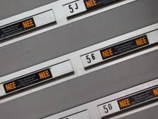 Zonder sticker toch folders in de brievenbus in West Betuwe