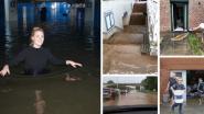 Onweders zorgen voor overlast: wegen, huizen en station ondergelopen, zelfs modderstromen