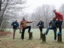 Afscheidsgeld oud-wethouder Kleijer naar opknapbeurt Puttens trapveldje