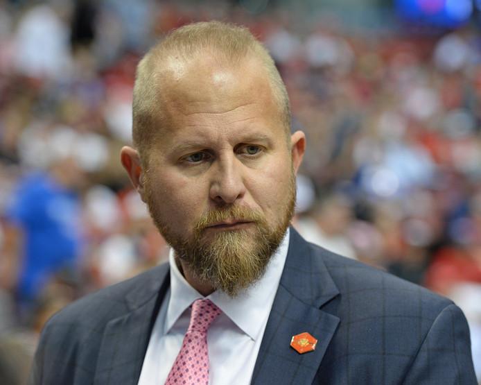 Brad Parscale, directeur de l'organisation pour la réélection de M. Trump.