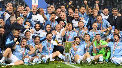Football Talk (22/12). Lazio klopt Juventus in Italiaanse Supercup - 'Zebra van de Eeuw' overleden - Bailly naar amateurclub Namen