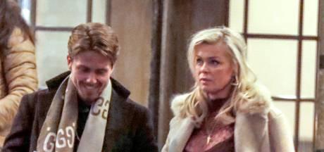 De jacht op DE foto: 'Drie uur wachten in een portiek , hopen op een kusje van André en Bridget'