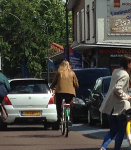 BurgerBelangen Ermelo wil opnieuw Stationsstraat veiliger maken met zebrapaden en de auto als gast