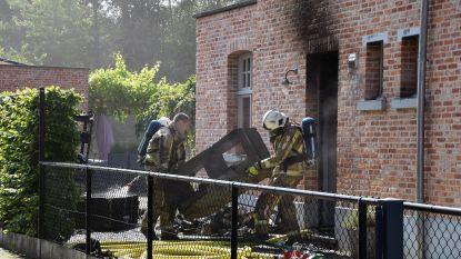 Oververhitte droogkast vat vuur: woning onbewoonbaar