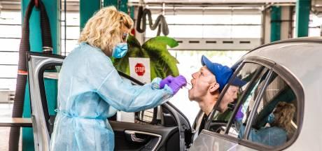 Extra teststraat voor leraren en zorgpersoneel in Dordrecht