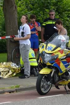 Deelnemer Triathlon Woerden onwel geworden