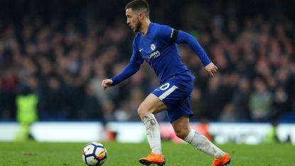 """Eden Hazard met vette knipoog: """"Ik verdien elk jaar de titel van beste speler in de Premier League"""""""