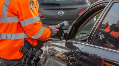 Grote weekendcontroles in Dilbeek en Asse: 28 bestuurders onder invloed en 635 te snel