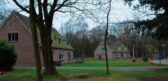 Er is een totaalplan gemaakt voor de gebouwen, de bosrijke omgeving en de wegen op en rond het terrein van het AZC Gilze.