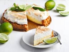 Wat Eten We Vandaag: Appel-limoentaart met meringue