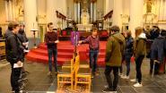 """Leerlingen presenteren eindwerk in unieke omgeving: """"Kerk kan voor zoveel meer gebruikt worden."""""""