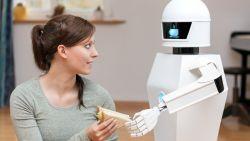 """""""Schakel me niet uit, ik ben bang voor het donker"""": griezelig experiment toont hoe robots mensen manipuleren"""