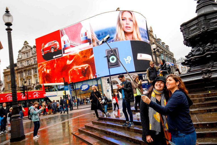 De Britse reclame-waakhond (Cap) heeft 'schadelijke gender-stereotypen' in reclame-uitingen verboden. Beeld AFP/Tolga Akmen